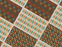 "LBH Postcards ""Patterns"""