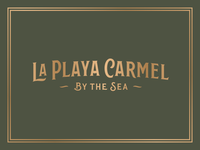 La Playa Carmel - Wordmark
