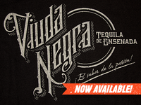 Viuda Negra - Now Available