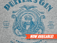 Puffer's Gin - Now Available!