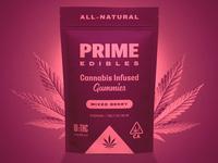 PRIME Edibles - Mixed Berry