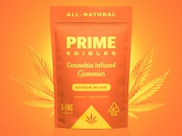 PRIME Edibles - Citrus Bliss
