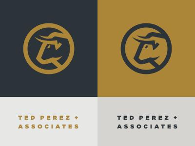 Bull logo exploration bull logo branding vector rinker identity icon badge ted perez
