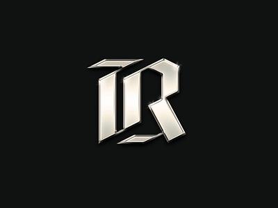 CHROME ALONE bling christmas card christmas holidays chrome vector type identity typography illustration branding logo design rinker