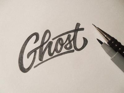 Ghost sketch