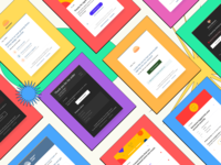 Rad Email Templates from thePenTool template typography email design email design assets mail templates thepentool