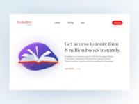 Library App Landing