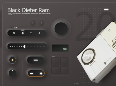 Dieter Ram Black
