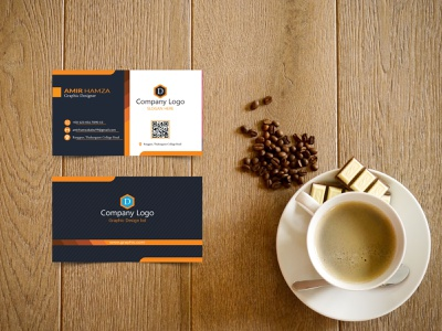 #Business Card flat web minimal typography vector icon logo design graphic design business card illustration