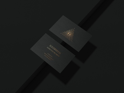 Business Card for The Illusionist