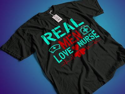 Real Men Love Nurse t shirt and mug design v lettering black letter symbol t-shirt nursing t-shirt nurse woman typography design vector t-shirt design t-shirt apparel real men typographic shirt nurse mom love