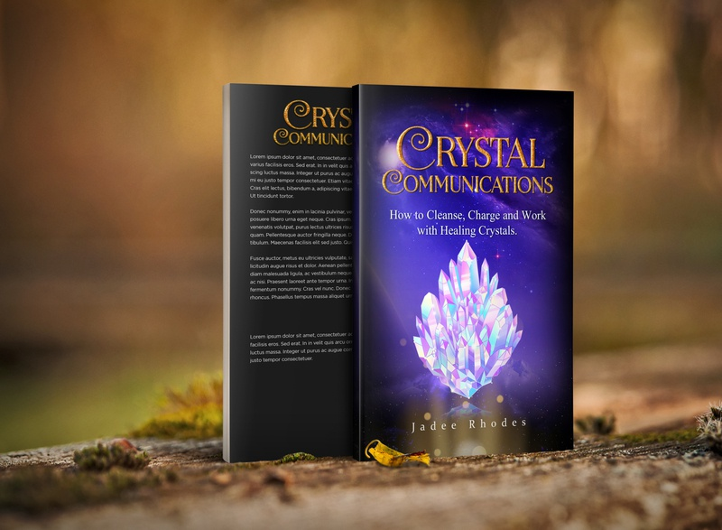 Crystal book cover vector book fiction kindlecover ebookcover book cover book art cover design book cover design bookcover