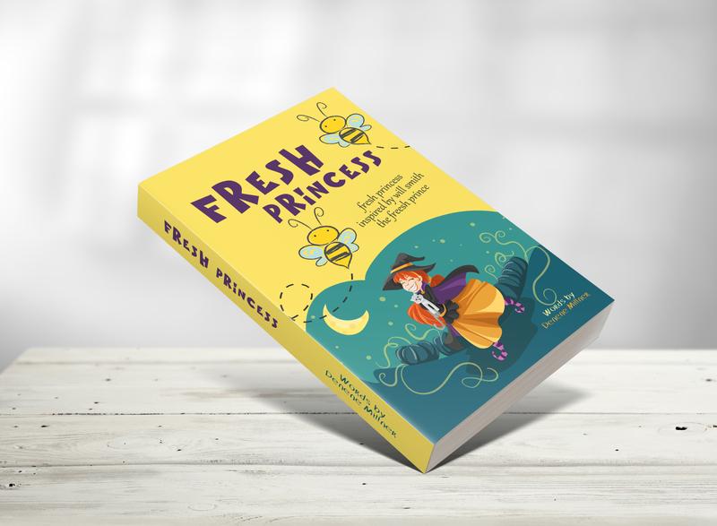 Children Book Cover Design cover design cover childrens book books vector branding illustration book art ebookcover book cover design bookcover