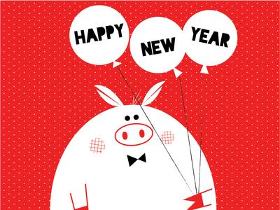 Happy New Year Jane Sanders