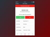 LifeLock Alert Mobile App
