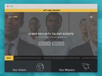 CyberSN UX/UI Design