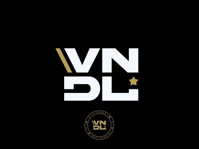 VNDL Fitness Logo Design brand identity clean identity minimal logo design branding logo designer logodesign clothing brand activewear fitness logo fitness brand design branding brand logo design logo