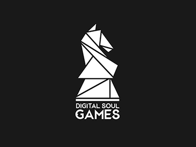 Digital Soul Games Logo Redesign redesign logo