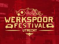 Werkspoor Festival Logo Concept