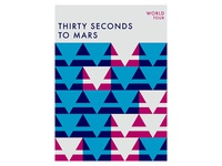 MARS world tour poster