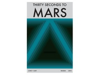 MARS Russia Poster