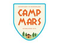 Camp Mars 2015 logo
