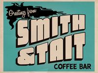 smith & tait postcard