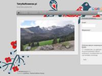 Tatra Mountains on bike