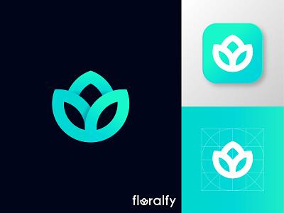 Folral Logo icons icon design floral logo app logo app design logo design app icon design app icon logo app icon brand idenity brand icon logo professional logo brand logo brand mark brand identity