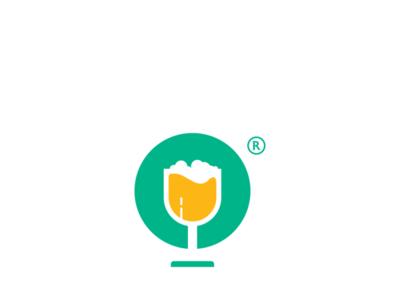 letter O beer logo