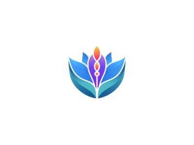logo for yoga