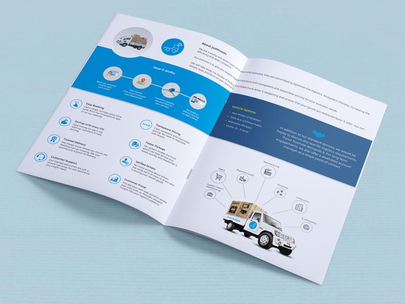 Logistics Brochure brochure logistics