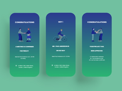 Business Collaboration App procreate illustration mobile app user experience user inteface ux design ux ui design ui  ux uiux design uiux interface design interface interaction xd adobe xd ui design figma adobexd