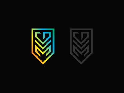 MCG logo mark symbol identity design logotype printing apparel
