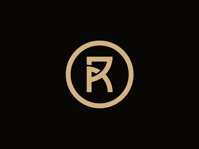 RA - Monogram friendly professional luxury simple monogram logo