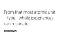 Atomic Unit