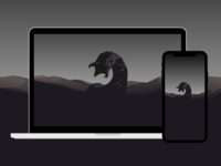 DUNE WALLPAPER 4K illustration wallpapers wallpaper minimal dune