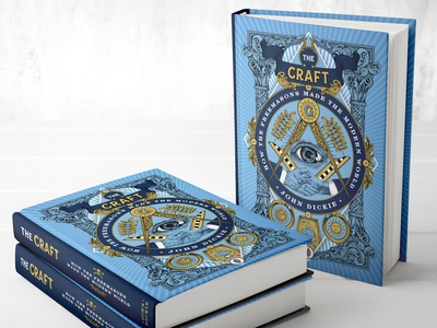 'The Craft' book cover illustration publishing stipling intricate book cover design cover art book cover design detail drawing pencil pen hand drawn illustration