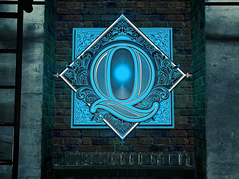 Greg Coulton X Adam Robinson 'Q'
