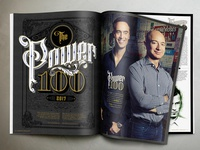 Billboard Magazine 'Power 100' issue