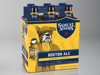 Samuel Adams - 'Boston Ale'