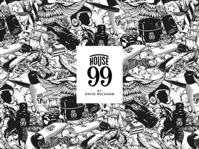 House 99 By David Beckham