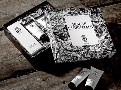 House 99 Gift Set