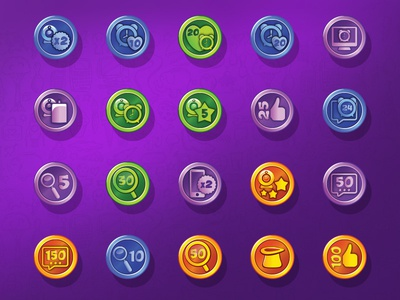 Medals for Zdraivery.ru icons zdraivery.ru icon design grape