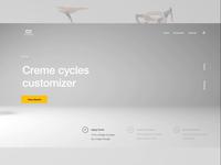Creme concept customizer