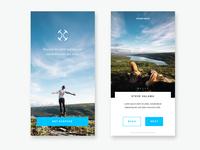 Adventure App Concept
