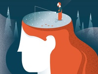 Illustration - Intellectual Property - Raconteur - The Times