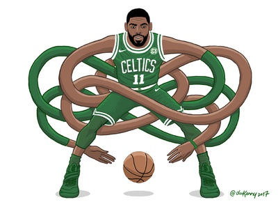 Gnarly Kyrie Handles