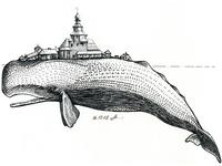 Чудо-юдо рыба whale