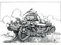 PZ-IV tank